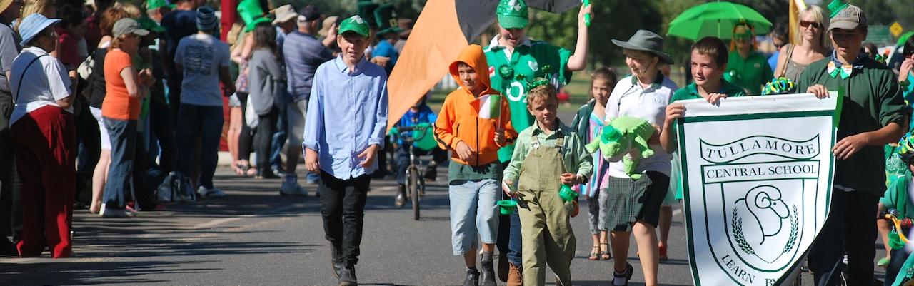 Tullamore Irish Music Festival